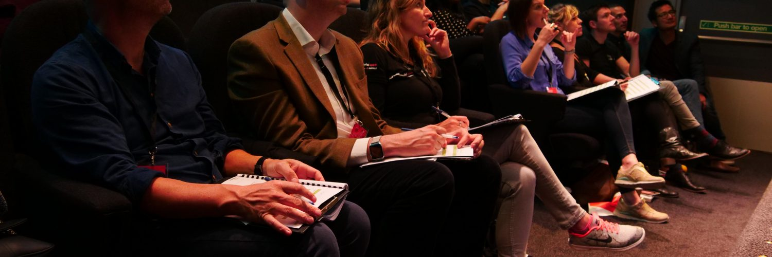 The Pitch 2017 judges