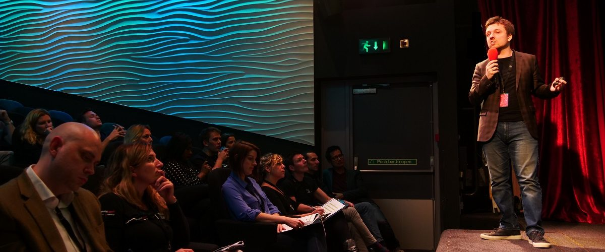 The Pitch judges 2017