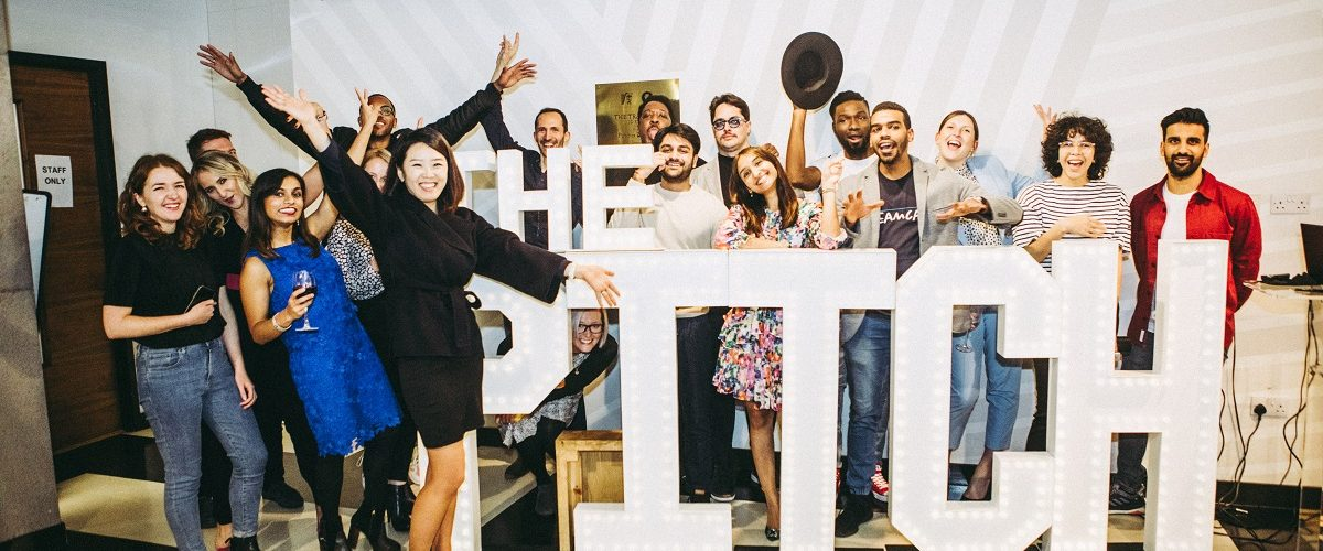 The Pitch 2019 finalists